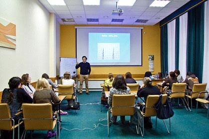 Обучение и семинары от учебного центра Вероника