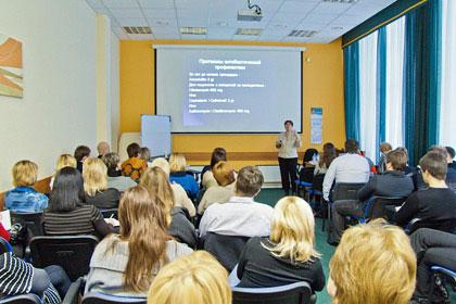 Анна Парицка семинар