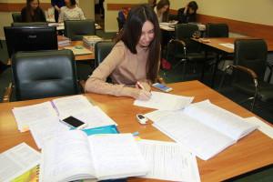 Тренинг в Учебном центре Вероника