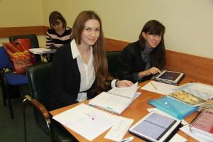 Студенты УЦ Вероника
