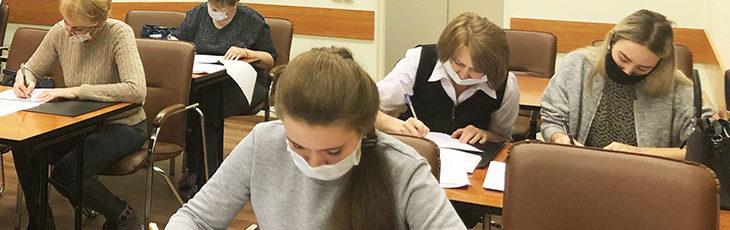 Фото повышения квалификации ассистентов врача-стоматолога